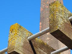 Distillerie district chimney