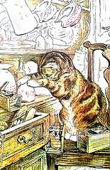 Beatrix Potter, Simpkin Housekeeping (1902)