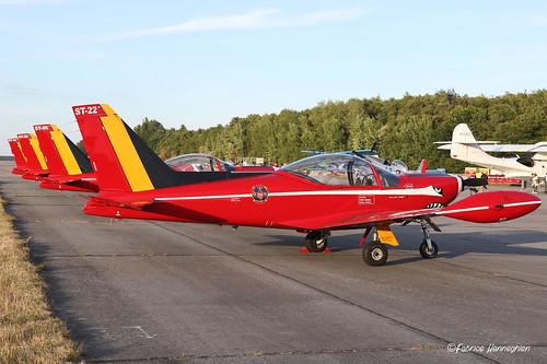 ST-22 Belgian Air Force SIAI Marchetti SF.260M