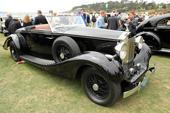 Rolls-Royce Phantom III Inskip Convertible Roadster 1937 3