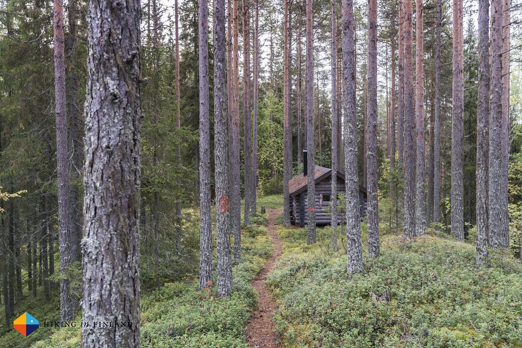 Mariebäck Hut