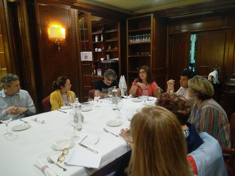 Reunión Centros Docentes Acreditados por la FEATF