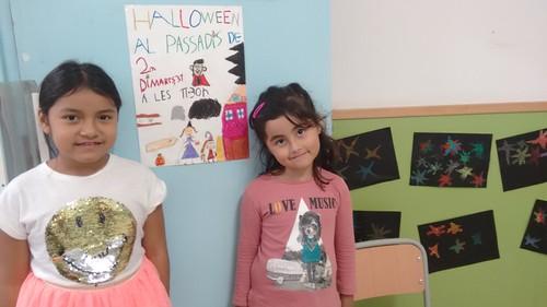 Cartells de Halloween i Castanyada