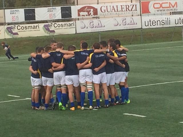 UNDER 18 - Stagione 2017/18 - Colorno vs RPFC (Foto Bianconcini)