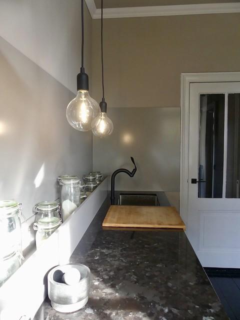 Keuken strak design