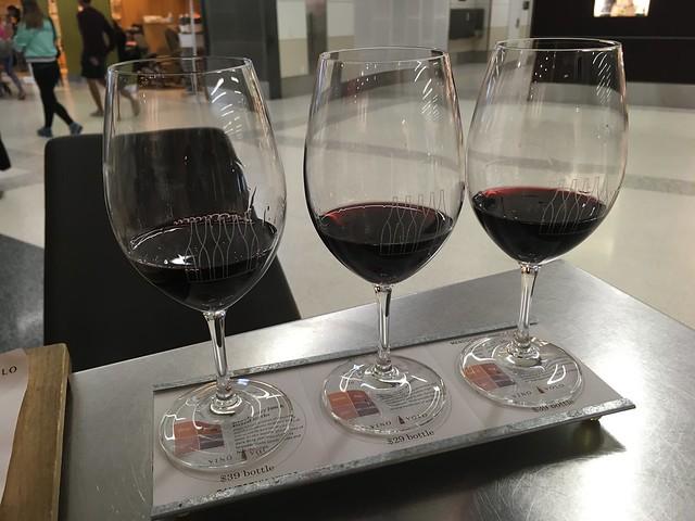 California Kings red wine flight - Vino Volo