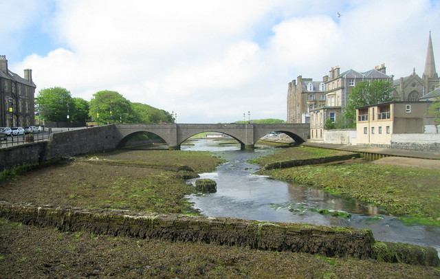A Bridge in Wick, Sutherland