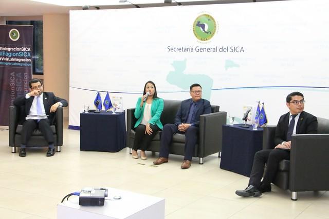 Presentación del libro Destino Centroamérica: Reflexiones para integrar la integración.