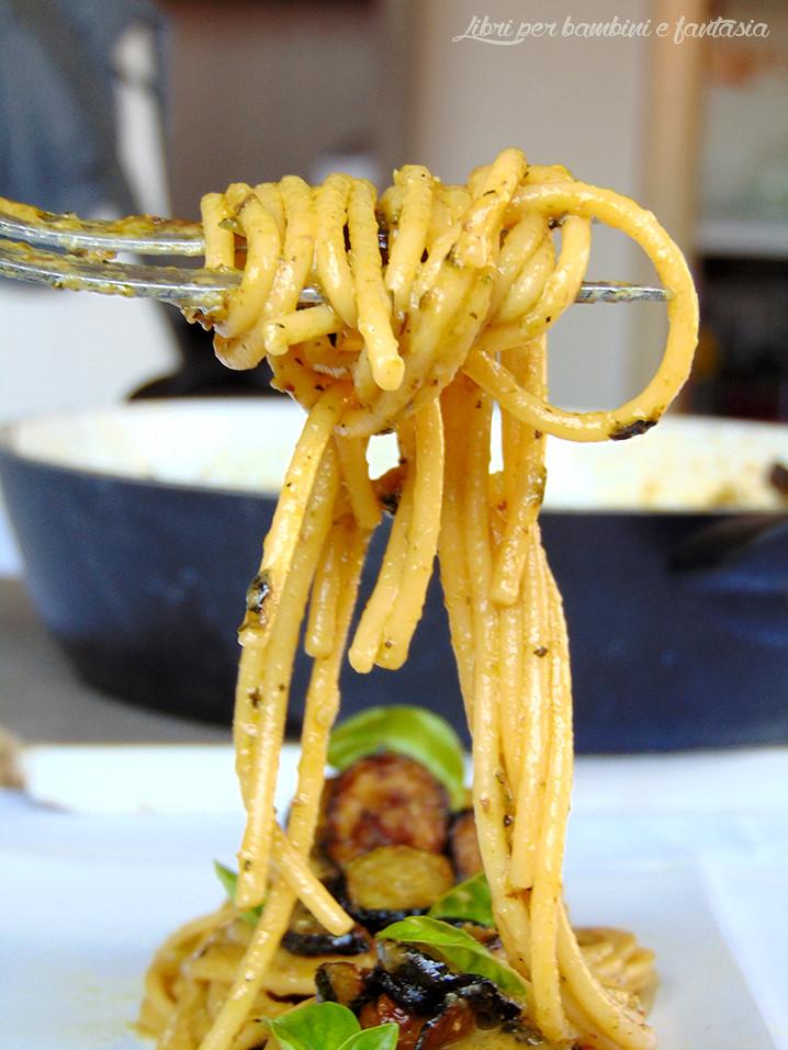 spaghetti alla nerano 5