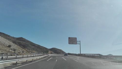 A44 - saída Campillo de Arenas