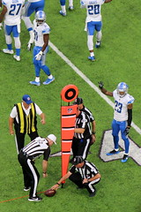 32. First down