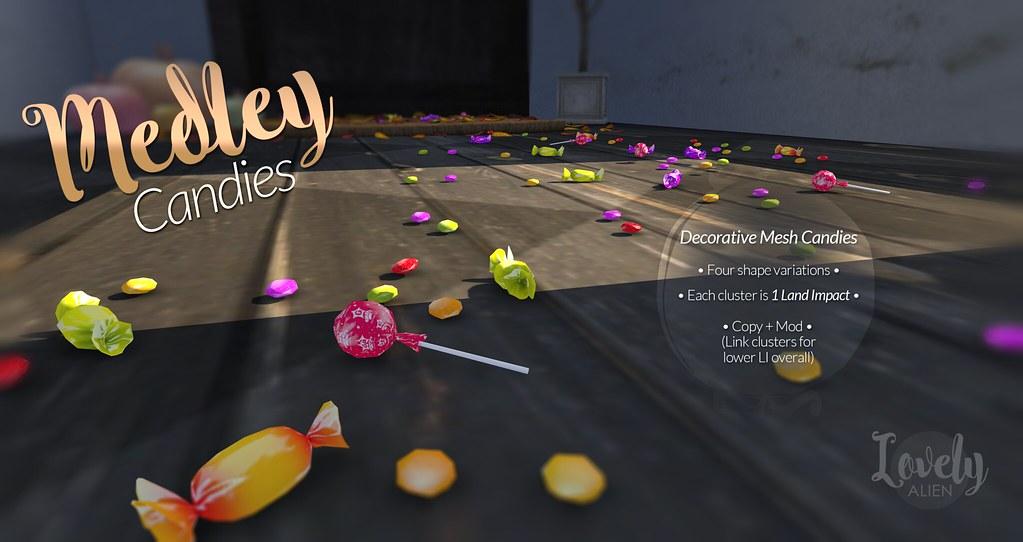 MedleyCandies For: Seasons Story