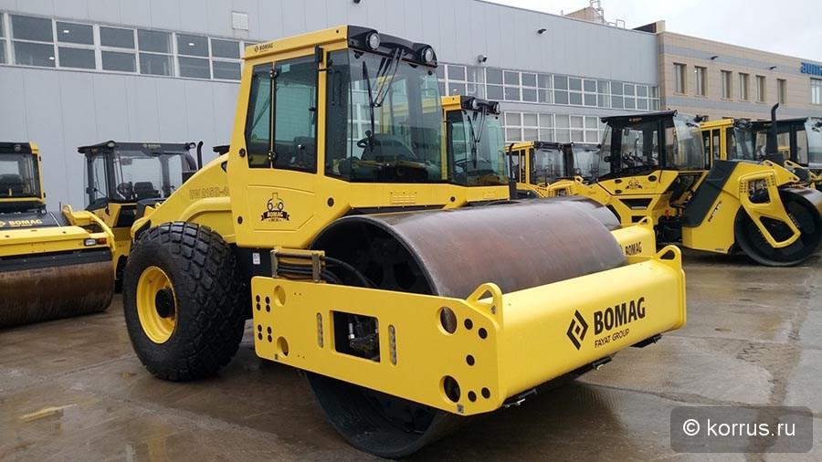 грунтовый каток BOMAG BW215 D-40