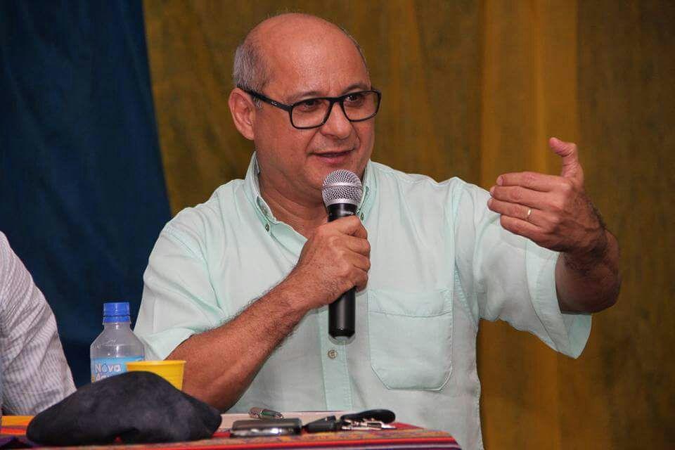Cientista social tem nome lançado como pré-candidato a reitor da Ufopa, Valdomiro Sousa, Ufopa