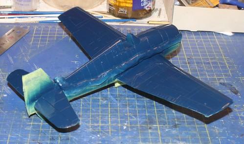 """Grumman F6F-3 Hellcat, """"Vit 19 Vraciu"""", Eduard 1/48 - Sida 2 23886338368_2114f81254"""