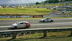 Josh Cook (MG Racing RCIB Insurance) & Will Burns (Autoaid/RCIB Insurance Racing)
