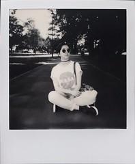 #attitude    Polaroid OneStep/B&W Film