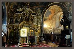 The Annunciation church - Durău monastery