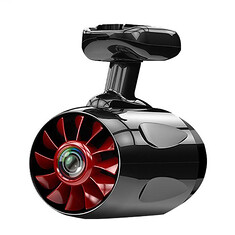 Junsun H030 Ambarella A12 WIFI Car DVR 1296P Video Recorder with GPS with Remote Snapshot Button (1137840) #Banggood