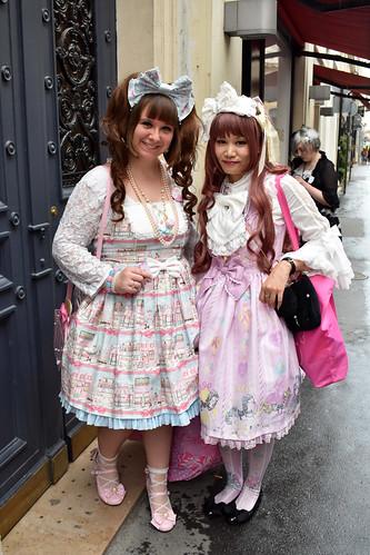 With Asuka