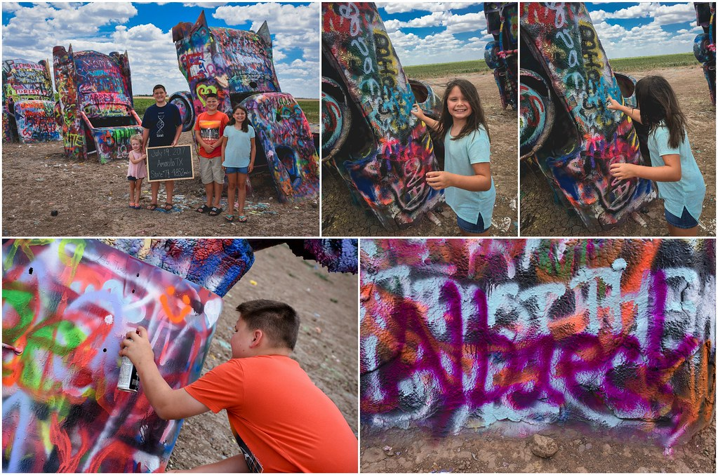 cadillac ranch one