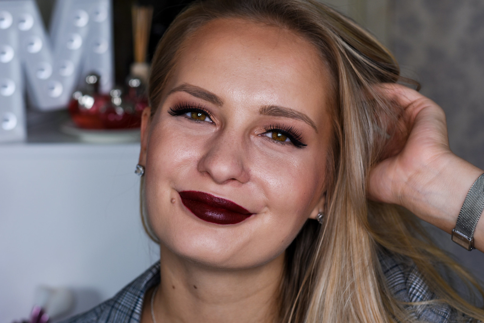 Fall makeup look inspiration
