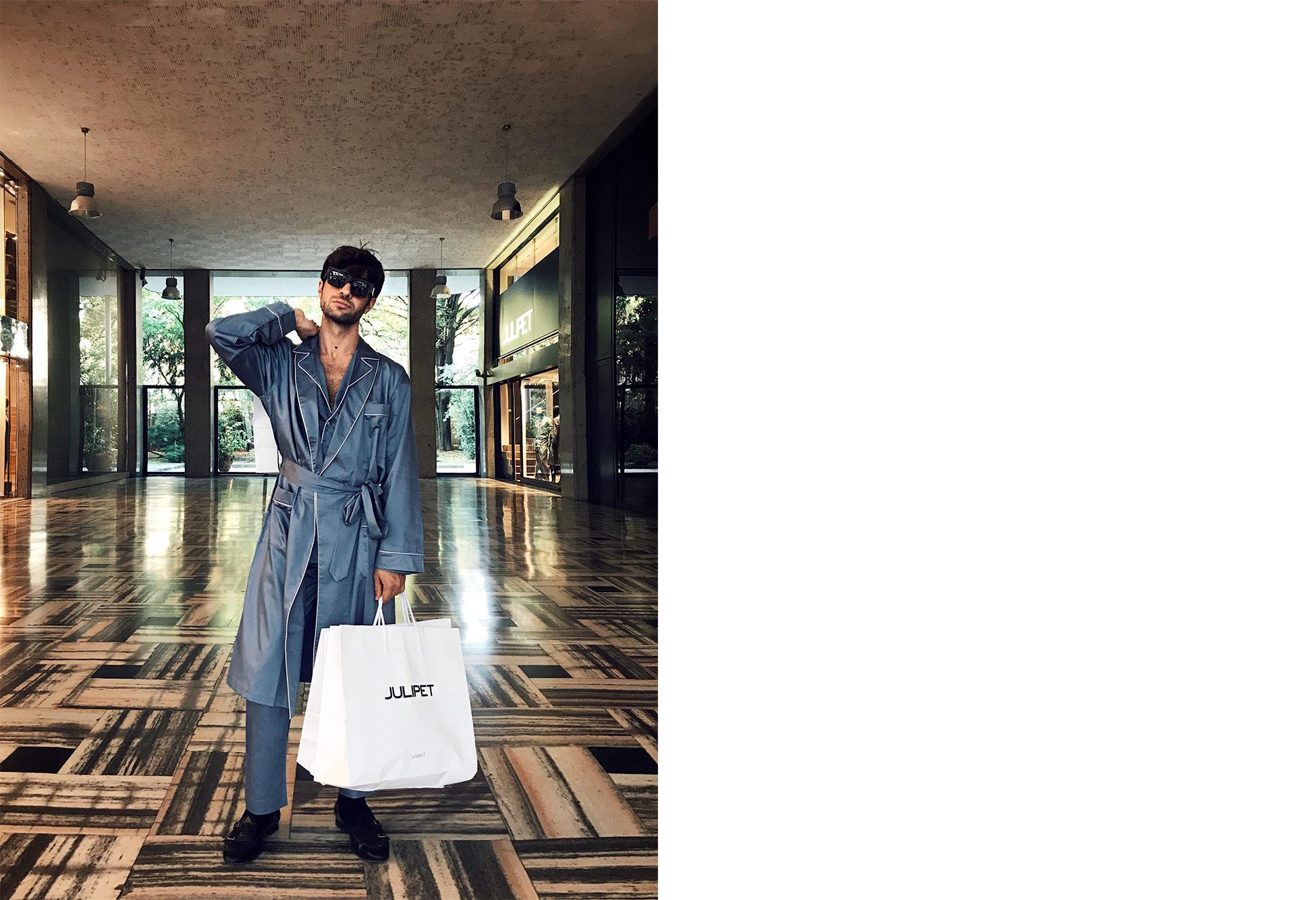 Julipet - intimo, loungewear e beachwear dedicato all'uomo