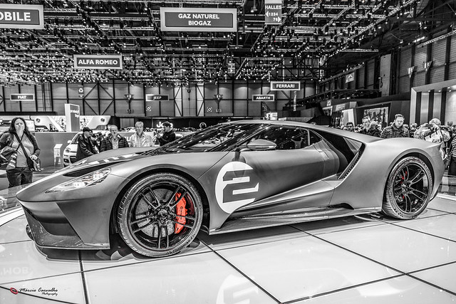 Ford GT - Heritage Edition - D75_7065_2