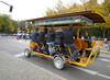 Public Transit Fun - Powered by beer by UrbanGrammar