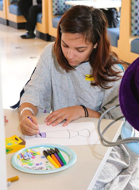 Spirit of Children party at Penn State Children's Hospital -- 10/18/17
