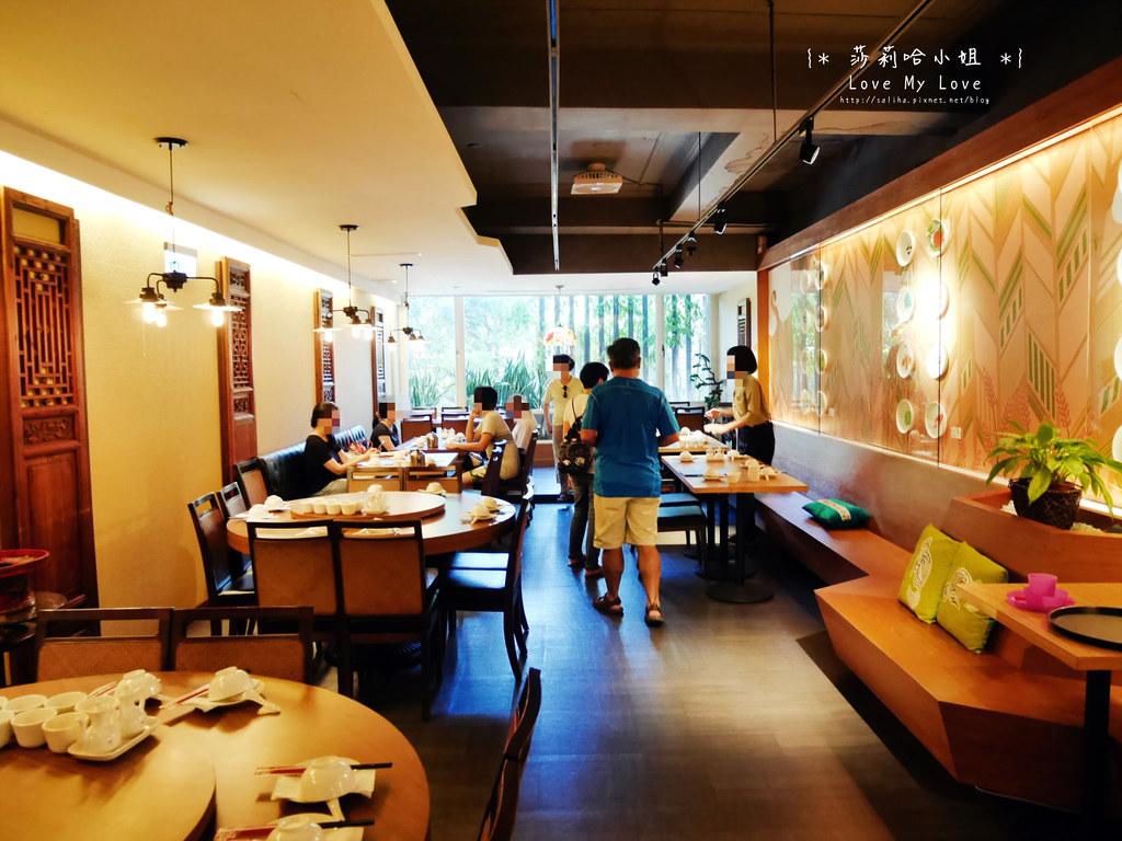 台北士林站好吃素食餐廳推薦毫光餐飲回田蔬苑 (3)