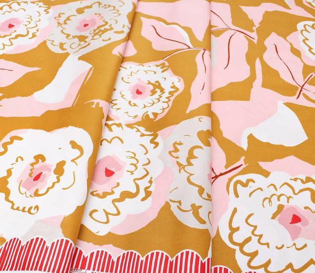 Cloud9 Fabrics To Market, To Market Peony Season