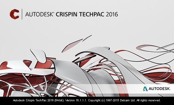 Autodesk (ex Delcam) Crispin TechPac 2016 R1 x64 full crack