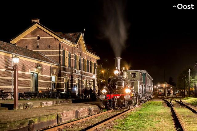 80 jaar na de laatste personentrein tussen Enschede en Neede