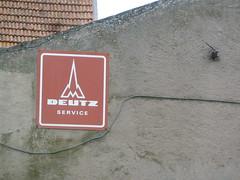 Deutz Service – Reklame - Photo of Diemeringen