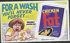 Wacky Ads No. 13 ( Topps 1969 )