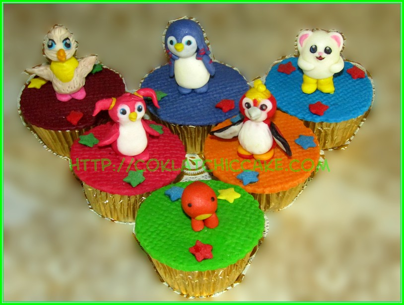 cupcake badananu