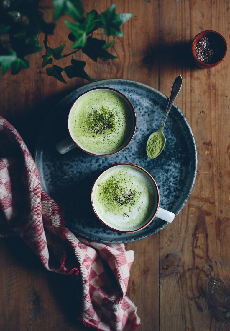 Matcha Latte | Cashew Kitchen