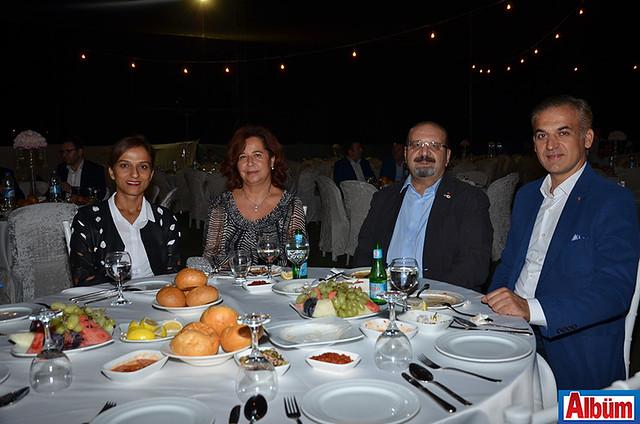 Elif Akçalıoğlu, Mehtap Başak, Mustafa Başak, Hüsnü Akçalıoğlu