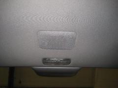 2001-2006 Acura MDX Bose Twiddler Ceiling Speaker - Removing Blown Speaker & Installing New Speaker
