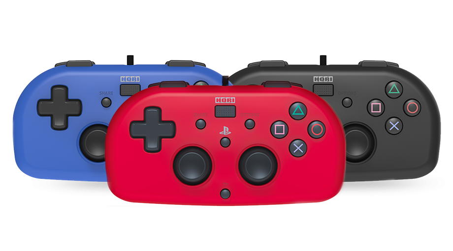 New Officially Licensed Hori Mini PlayStation 4 Controller