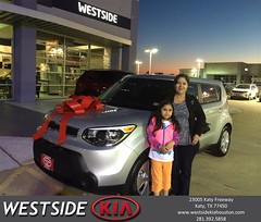 #HappyBirthday to Hector from Orlando Baez at Westside Kia!
