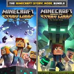 The Minecraft: Story Mode Bundle