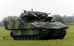 ASCOD IFV offered to the Czech Army @ LKMT