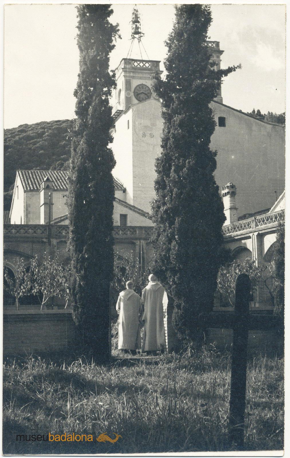 La cartoixa de Montalegre. Reportatge de Josep Cortinas
