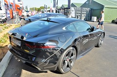 Jaguar  F‑TYPE 400 SPORT AWD