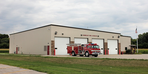iowa humboldtia firestation