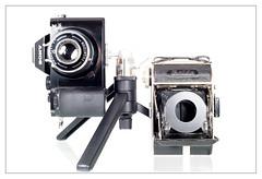 Meyer Trioplan 7,3cm f/3.5 (1936; fixed lens, Balda Baldax)