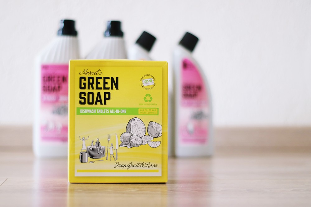 Marcel`s Green Soap