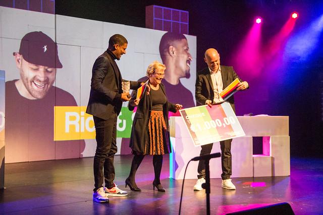 Uitreiking Cultuurprijs Overijssel 2017